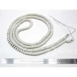 Спираль с бусами электросковороды Проммаш СЭЧ-0.25, СЭЧ-0.45 (1.5 кВт, 220 В, 2650 мм)