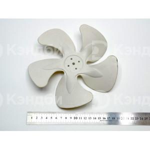 Крыльчатка микродвигателя холодильной системы (пластмассовая, 200 мм)