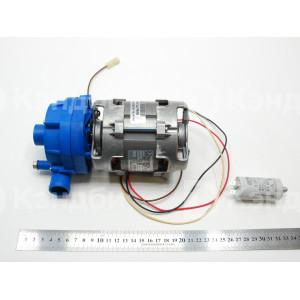 Насос (помпа) посудомоечной машины Comenda (LGB ZF131DX, 0.29 кВт, 220 В, 28 мм, с конденсатором)