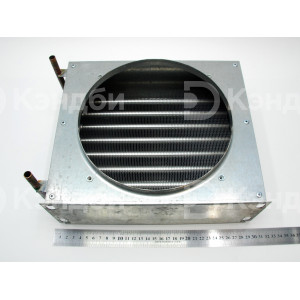 Батарея конденсатора холодильника (CD-2.0 , 300x240x100 мм, 9.5 мм, 10154238)