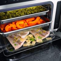 Блюда в пароконвектомате: особенности приготовления