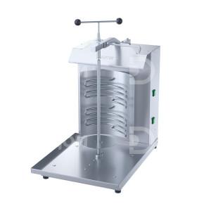 Аппарат для шаурмы Атеси 2-ЭЛ-05-ОЦ (с ручным приводом)