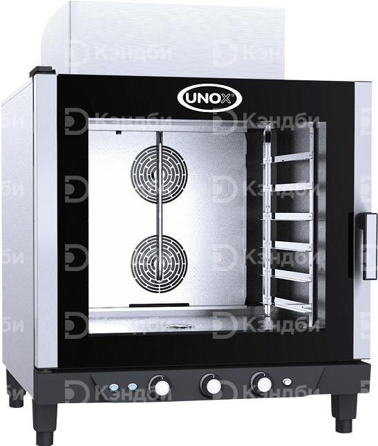 Печь конвекционная Unox XV513G Газ