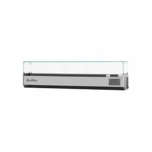 Витрина холодильная со стеклом Apach Chef Line LDR13038GR