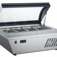 Витрина для мороженого Hurakan HKN-ICS67