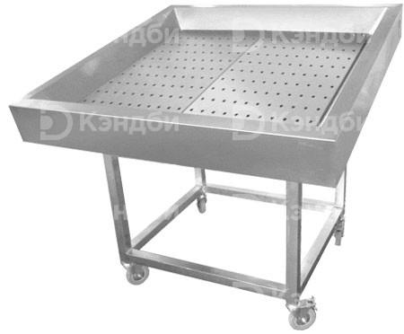 Стол для рыбы на льду Техно-ТТ СП-641/1102 (без агрегата)