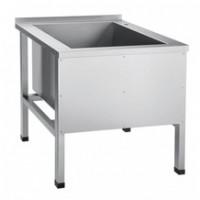 Ванна котломоечная Abat ВМП-7-1 (крашеная, 21000801677)