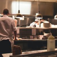 Расстановка кухонного оборудования в ресторане и кафе