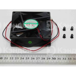 Вентилятор 80х80х25 (12 VDC)