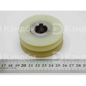 Шкив МПР-350М/МОК 300-02 к двигателю (диаметр вала 14 мм)