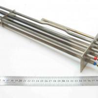Блок-ТЭН оборудования Abat КПЭМ, ПКА, МПК-700К с 2012г (оригинал, В3-245А 8,5/9,0 кВт Р230)