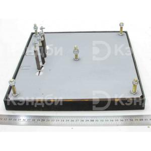 Конфорка электрической плиты Abat (КЭТ-0,09/2,5 кВт, 300x300 мм, 220 В)