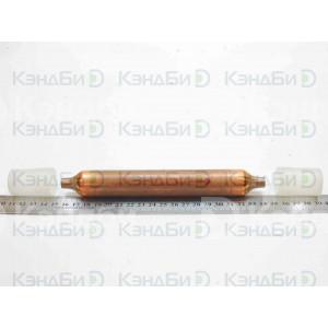 Фильтр-осушитель бытового холодильного агрегата (50 г, 8.5*8.5, медный, пайка)