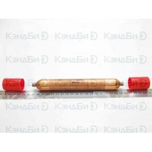 Фильтр-осушитель бытового холодильного агрегата (50 г, 6.2*6.2 мм, медный, пайка)