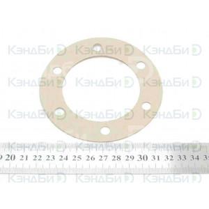 Прокладка протирочно-резательной машины Торгмаш Барановичи МПР-350М (01.00.17,100 мм, 6 отв.)
