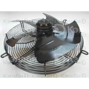 Вентилятор осевой (450 мм, 380 VAC)