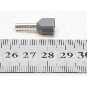 Наконечник штыревой (НШВИ(2) 4.0-12, 4 кв. мм, 690 В)