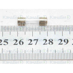 Вставка плавкая (предохранитель) (15 А, 5x20 мм, 250 В)