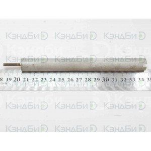Анод магниевый для водонагревателя (M4х20, D16/L140)