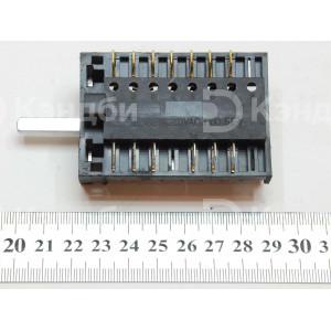 Переключатель теплового оборудования 0-4 позиционный ПМЭ 27-2353 П (ПМ-5 880, 16 А, 250 В)
