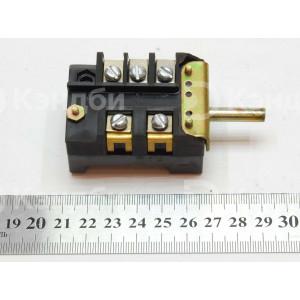 Переключатель теплового оборудования ПищТех, Атеси 0-3 позиционный (ПМЭ-16-23-4250-00, 16 А, 250 В)