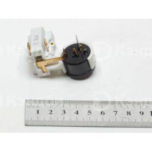 Реле тепловое холодильного компрессора РТК-2 (1.8/6.3 А)