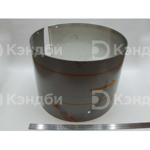 Обечайка картофелечистки Abat МКК-300 (МКК-300.66.0001, нерж. сталь)