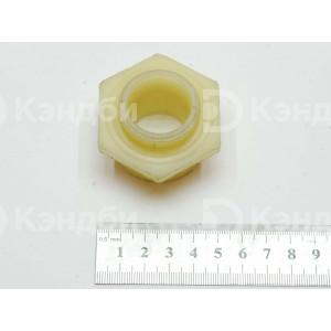 Патрубок посудомоечной машины ГродТоргМаш МПУ-700-01 (01.00.443, пластмасса)