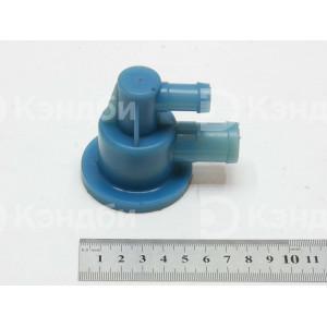 Корпус подвода воды посудомоечной машины Гродноторгмаш МПФ-30 ( 00.001 МПФ )