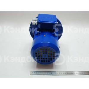 Электродвигатель АИР 71В2 У2 (1,1 кВт, фланец, 220/380 В, 2820 об/мин)