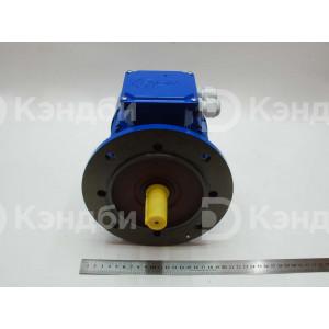 Электродвигатель АИР 80А4 У2 (1,1 кВт, фланец, 220/380 В, 1420 об/мин, ММУ-1000)