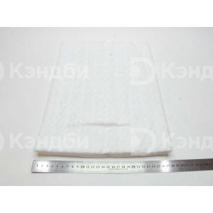 Полотно теплоизоляционное конфорки (280*400*10 мм, 0.12 кв.м, до 1140 градусов)