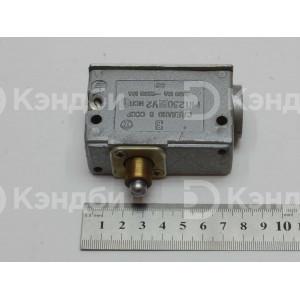 Микропереключатель (концевик) посудомоечной машины ГродТоргМаш ММУ-1000 ( МП2302 ЛУ2, 10 А, 380 В )