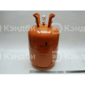 Фреон R290 (5,0 кг, перезаполняемый)