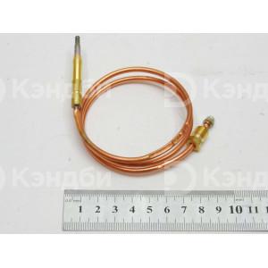 Термоэлемент (термопара) газ-контроля конфортки SIT M9x1 (600 мм, наконечник 6.5 мм)