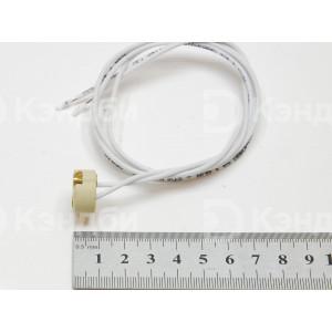 Патрон лампы G4 (17 мм, винт 3мм)