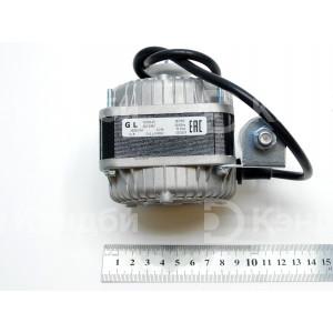 Микродвигатель вентилятора холодильного оборудования (2600 об/мин,18 Вт, с конденсатором)