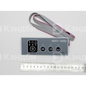 Панель управления посудомоечной машины ГродТогМаш МПУ-700М (МПУ-700М 26.000)