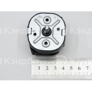Таймер механический Cookmax, Falcon, Horeca-Select, Makro-Professional ( 5 мин., 2СО, 16А, 250В)