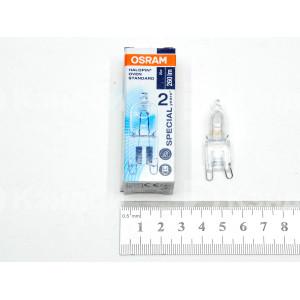Лампа галогеновая термостойкая духового шкафа (G9 25 Вт)