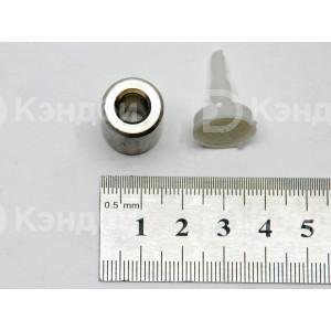 Фильтр трубки подачи средства с утяжелителем посудомоечной машины (CNS, 4x6 мм)