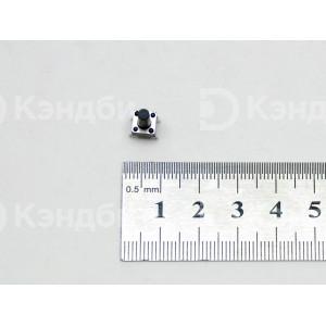 Кнопка платы индукционной плиты Indokor (IT-1102K, на плату, 12В, 0.05А, 6x6)