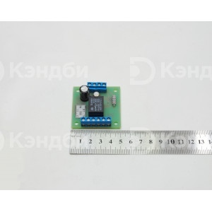Плата регулятор температуры ванны посудомоечной машины ГродТоргМаш ММУ-1000М (RT-79, 24В, 79 град.)