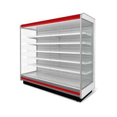 Прилавки-витрины холодильные