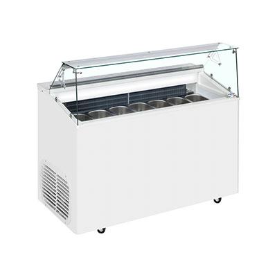 Шкафы-витрины для мороженого