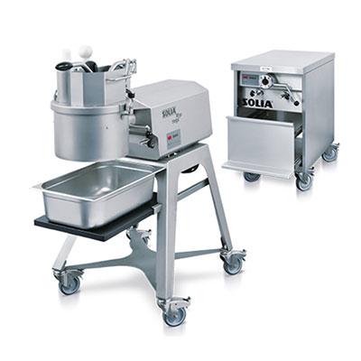 Универсальные кухонные машины и приводы